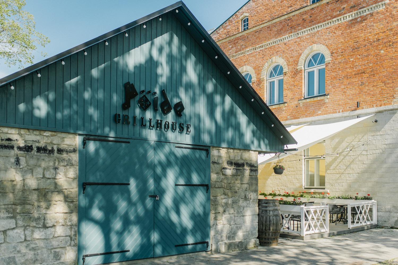 Pöide Grillhouse