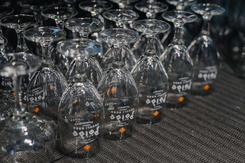 Pöide Grillhouse klaasid