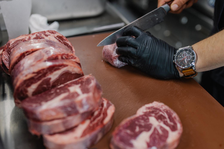 Pöide Grillhouse liha